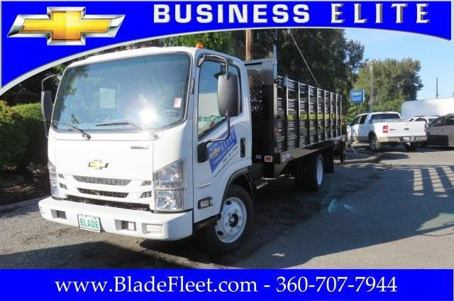 2016 Low Cab Forward Regular Cab, Knapheide Value-Master X Stake Bed #9537 - photo 4