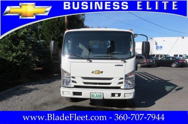2016 Low Cab Forward Regular Cab, Knapheide Value-Master X Stake Bed #9537 - photo 6