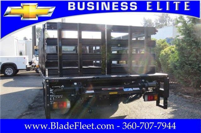 2016 Low Cab Forward Regular Cab, Knapheide Value-Master X Stake Bed #9537 - photo 24