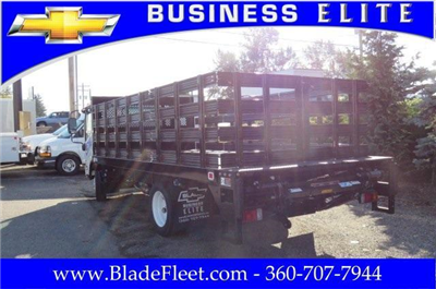 2016 Low Cab Forward Regular Cab, Knapheide Value-Master X Stake Bed #9537 - photo 25