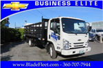 2016 Low Cab Forward Regular Cab, Knapheide Value-Master X Stake Bed #9537 - photo 1