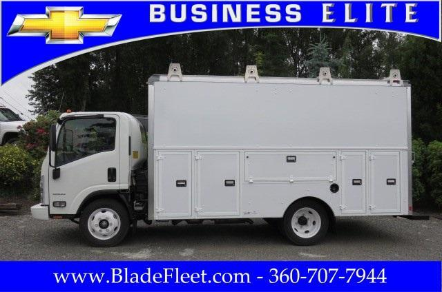2016 Low Cab Forward Regular Cab, Supreme Service Utility Van #9707 - photo 7