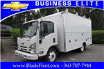 2016 Low Cab Forward Regular Cab, Supreme Service Utility Van #9707 - photo 1