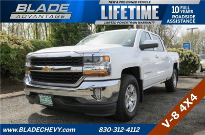 2018 Silverado 1500 Crew Cab 4x4,  Pickup #9975 - photo 3