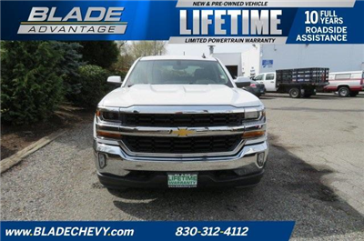 2018 Silverado 1500 Crew Cab 4x4,  Pickup #9975 - photo 25
