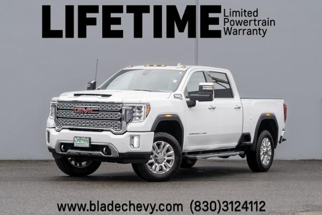 2020 GMC Sierra 3500 Crew Cab 4x4, Pickup #H683 - photo 1