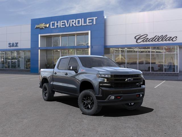 2021 Chevrolet Silverado 1500 Crew Cab 4x4, Pickup #332B - photo 1