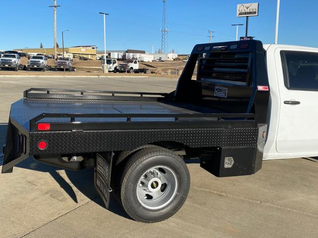 2020 Chevrolet Silverado 3500 Crew Cab DRW 4x4, Hillsboro Platform Body #730A - photo 1