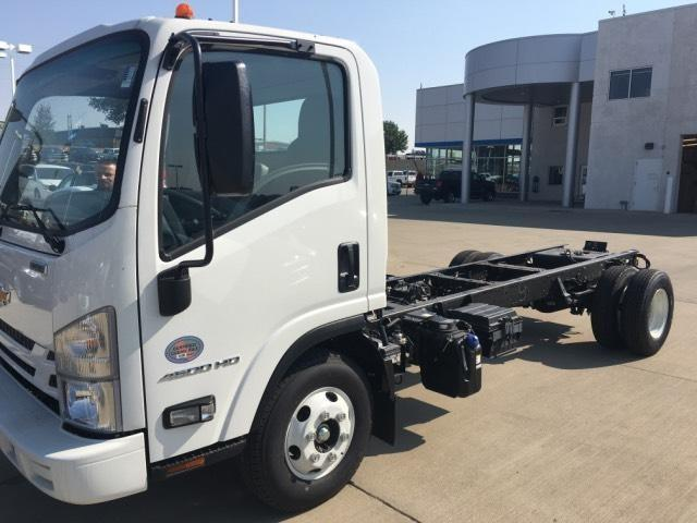 2018 Chevrolet LCF 4500HD Regular Cab DRW 4x2, Cab Chassis #922T - photo 1