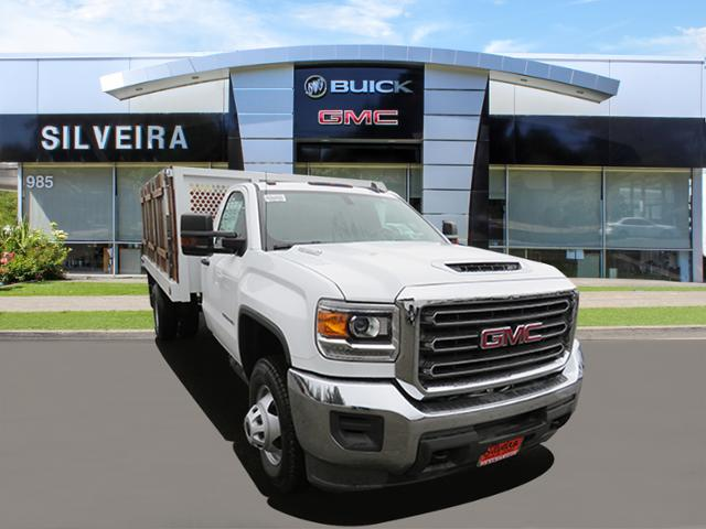 2019 Sierra 3500 Regular Cab DRW 4x2, Royal Stake Bed #3190344 - photo 1