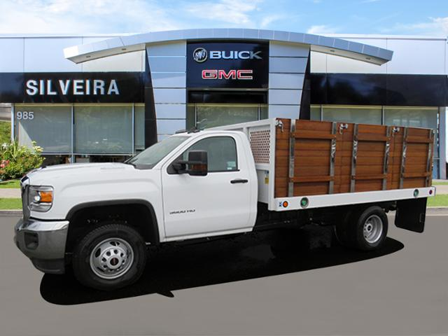 2019 Sierra 3500 Regular Cab DRW 4x2, Royal Stake Bed #3190344 - photo 10