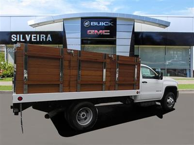2019 Sierra 3500 Regular Cab DRW 4x2, Royal Stake Bed #3190344 - photo 2
