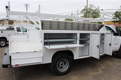 2019 Sierra 3500 Regular Cab DRW 4x2,  Harbor ComboMaster Combo Body #3190367 - photo 5