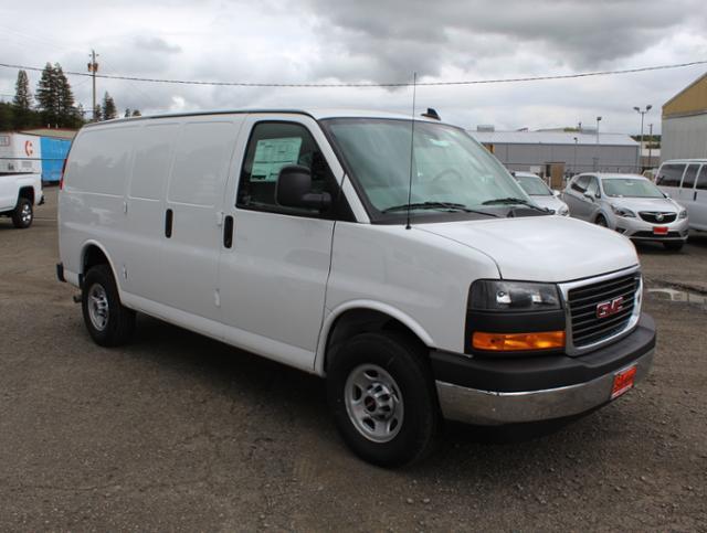 2019 Savana 2500 4x2, Sortimo Shelf Staxx Upfitted Cargo Van (Stock  #3190442)