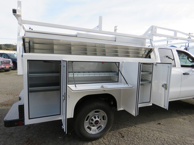 2019 Sierra 2500 Extended Cab 4x2, Harbor TradeMaster Service Body #3190706 - photo 9