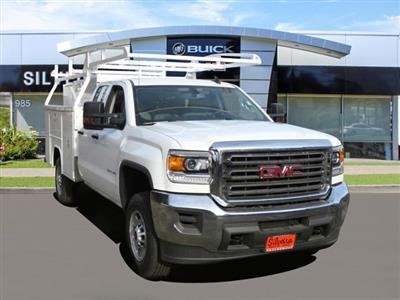 2019 Sierra 2500 Extended Cab 4x2, Harbor TradeMaster Service Body #3190706 - photo 1