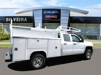 2019 Sierra 2500 Extended Cab 4x2, Harbor TradeMaster Service Body #3190706 - photo 2