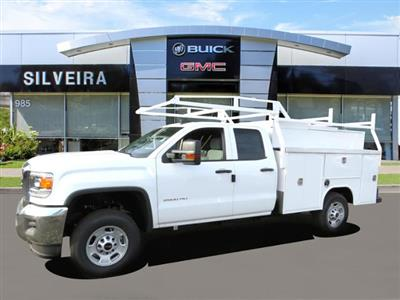 2019 Sierra 2500 Extended Cab 4x2, Harbor TradeMaster Service Body #3190706 - photo 4