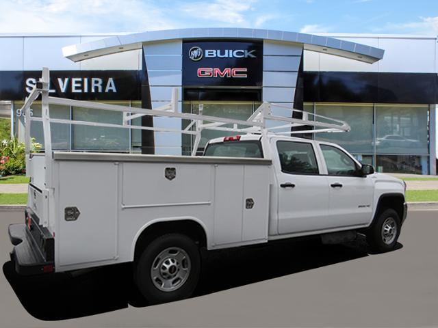 2019 GMC Sierra 2500 Crew Cab 4x4, Harbor Service Body #3190715 - photo 1