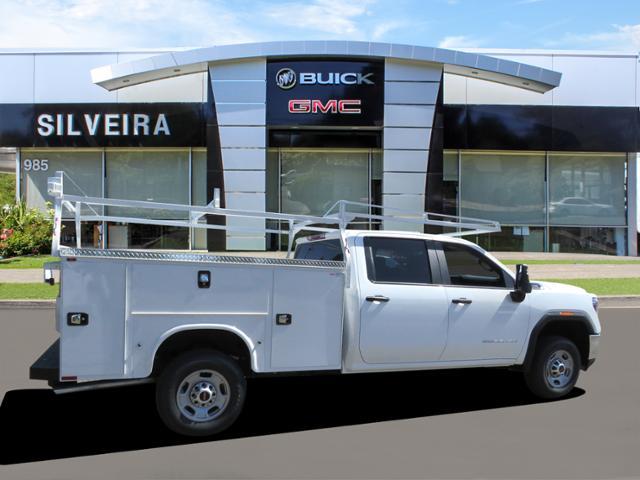 2020 GMC Sierra 2500 Crew Cab 4x4, Knapheide Steel Service Body #3200490 - photo 2