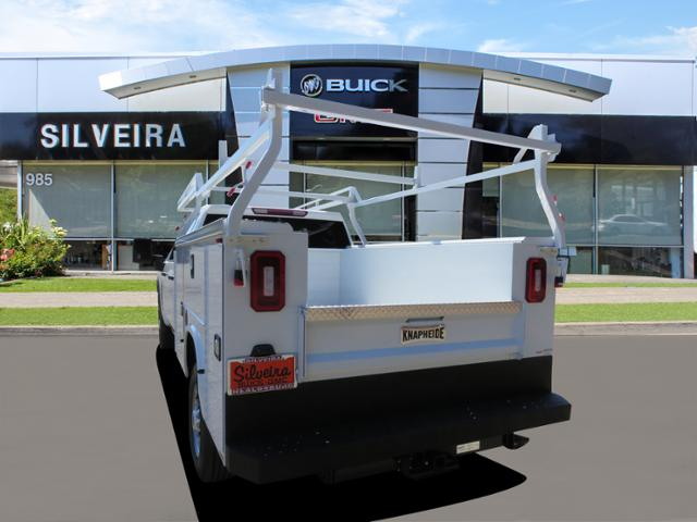 2020 GMC Sierra 2500 Crew Cab 4x4, Knapheide Steel Service Body #3200490 - photo 9
