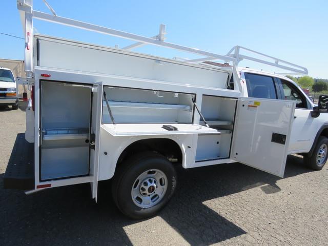 2020 GMC Sierra 2500 Crew Cab 4x4, Knapheide Steel Service Body #3200490 - photo 7