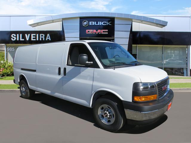 2020 GMC Savana 3500 RWD, Empty Cargo Van #3200598 - photo 1