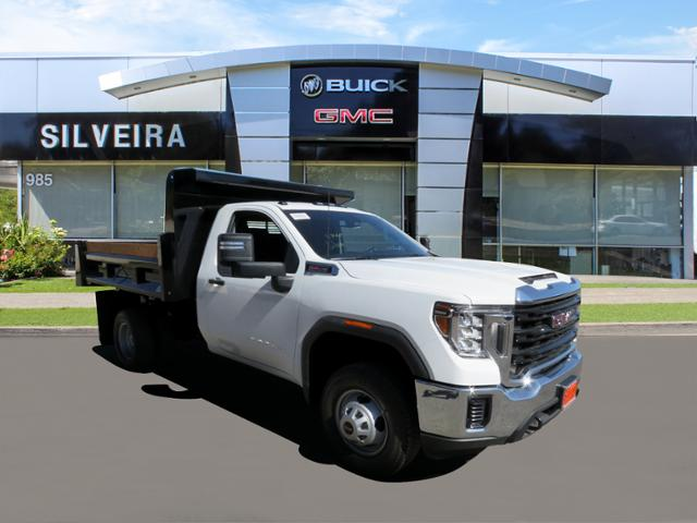 2020 GMC Sierra 3500 Regular Cab RWD, Rugby Dump Body #3200607 - photo 1
