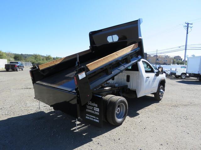 2020 GMC Sierra 3500 Regular Cab 4x2, Rugby Eliminator LP Steel Dump Body #3200608 - photo 7