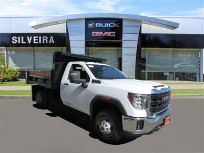 2020 GMC Sierra 3500 Regular Cab 4x2, Rugby Eliminator LP Steel Dump Body #3200608 - photo 1