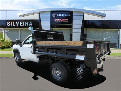 2020 GMC Sierra 3500 Regular Cab 4x2, Rugby Eliminator LP Steel Dump Body #3200608 - photo 10
