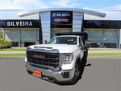 2020 GMC Sierra 3500 Regular Cab 4x2, Rugby Eliminator LP Steel Dump Body #3200608 - photo 11