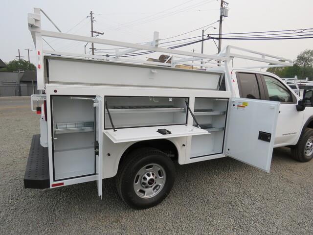 2020 GMC Sierra 2500 Double Cab 4x4, Knapheide Steel Service Body #3200644 - photo 7