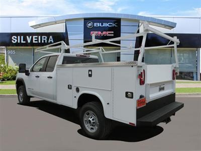 2020 GMC Sierra 2500 Double Cab 4x4, Knapheide Steel Service Body #3200644 - photo 9