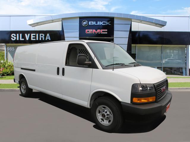 2020 GMC Savana 2500 RWD, Harbor Upfitted Cargo Van #3200652 - photo 1