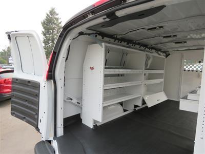 2020 GMC Savana 2500 RWD, Harbor Upfitted Cargo Van #3200652 - photo 2