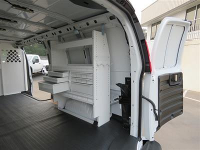 2020 GMC Savana 2500 RWD, Harbor Upfitted Cargo Van #3200652 - photo 6