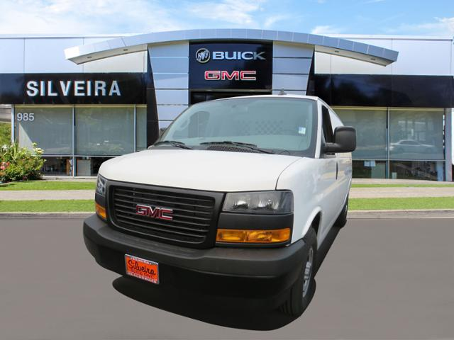 2020 GMC Savana 2500 RWD, Harbor Upfitted Cargo Van #3200662 - photo 10