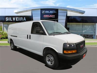 2020 GMC Savana 2500 RWD, Harbor Upfitted Cargo Van #3200662 - photo 1