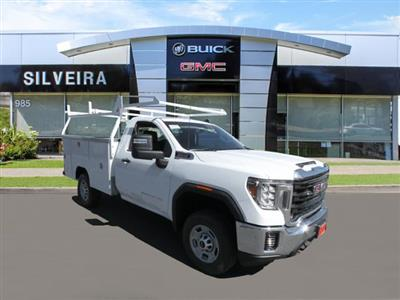 2020 GMC Sierra 2500 Regular Cab 4x2, Harbor TradeMaster Service Body #3200672 - photo 1