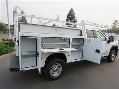 2020 GMC Sierra 2500 Double Cab 4x4, Knapheide Steel Service Body #3200676 - photo 7