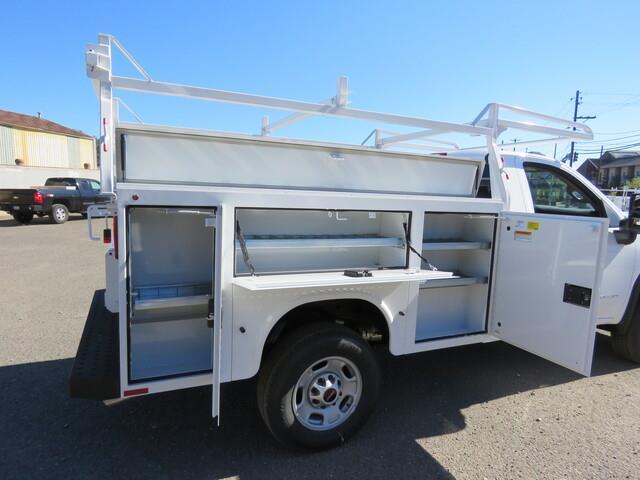 2020 GMC Sierra 2500 Regular Cab RWD, Knapheide Steel Service Body #3200713 - photo 7