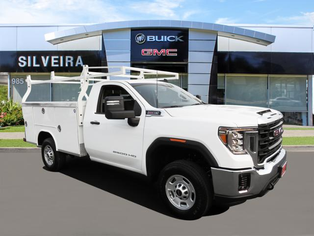 2020 GMC Sierra 2500 Regular Cab 4x2, Royal Service Body #3200718 - photo 1