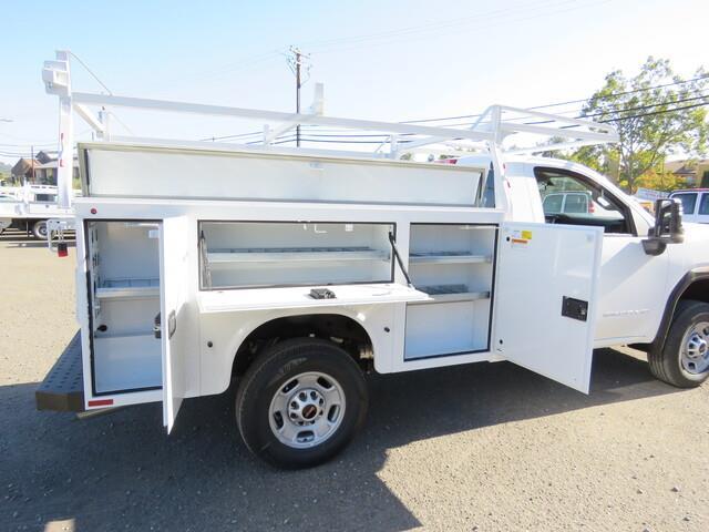 2020 GMC Sierra 2500 Regular Cab 4x2, Knapheide Steel Service Body #3200740 - photo 3