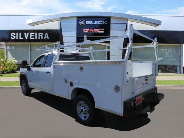 2020 GMC Sierra 2500 Double Cab 4x2, Royal Service Body #3200759 - photo 9