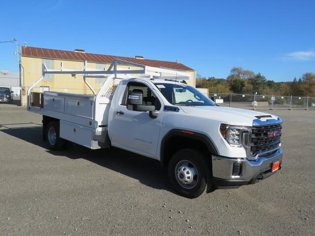 2020 GMC Sierra 3500 Regular Cab 4x2, Royal Contractor Body #3200764 - photo 1
