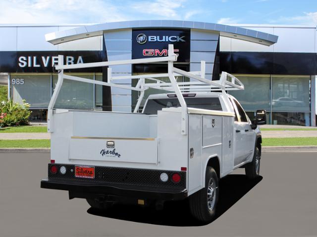 2020 GMC Sierra 2500 Double Cab 4x2, Harbor Service Body #3200766 - photo 1