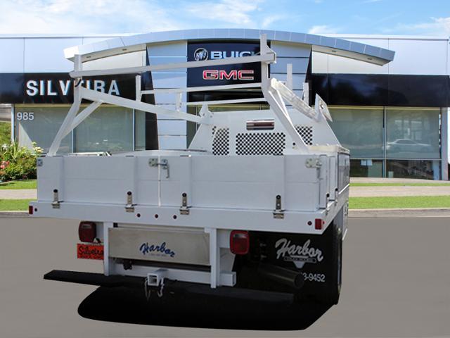2021 GMC Sierra 3500 Crew Cab 4x4, Harbor Contractor Body #3210072 - photo 1