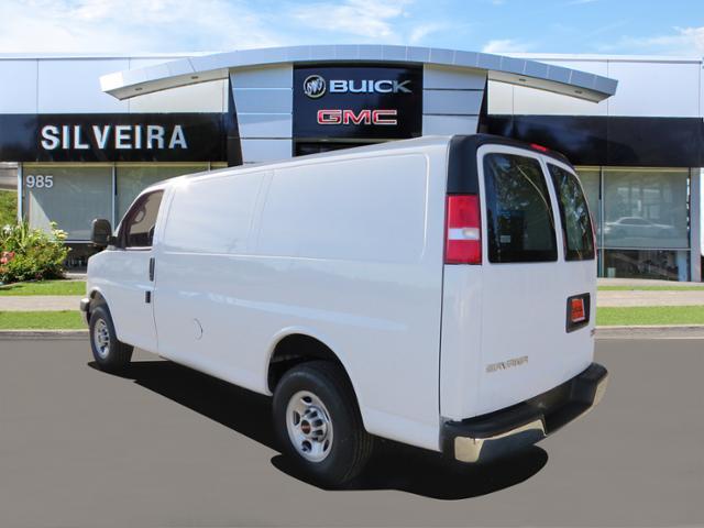 2021 GMC Savana 2500 4x2, Knapheide KVE Upfitted Cargo Van #3210188 - photo 9