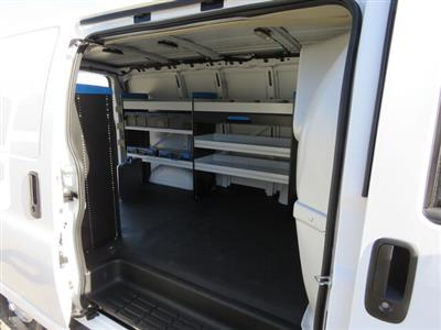 2021 GMC Savana 2500 4x2, Knapheide KVE Upfitted Cargo Van #3210188 - photo 6